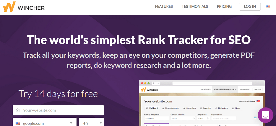 rank tracking tool